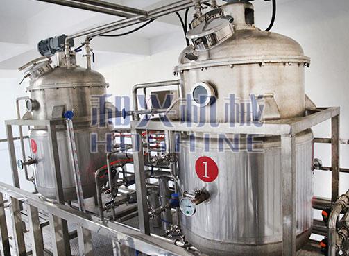 液体酵母培养罐