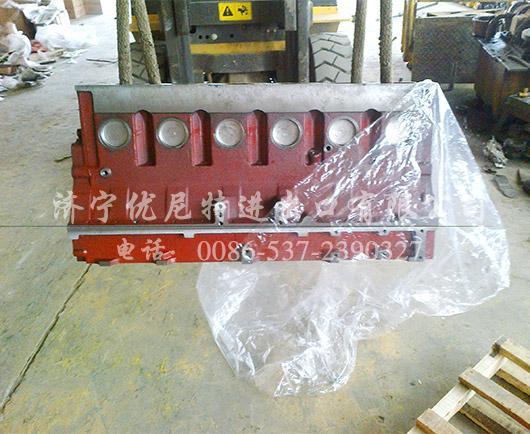 WD10G Engine cylinder block