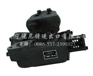 D85 Scarifier valve