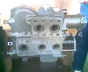D60 Blade valve assy