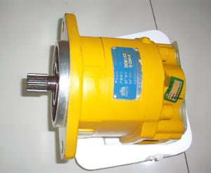Variable speed pump