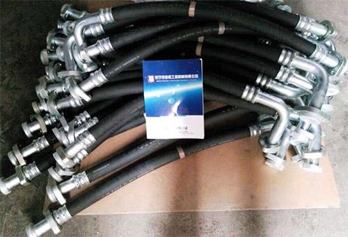 油散大口径液压管