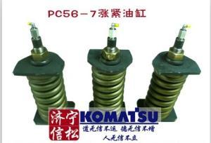 小松挖掘机PC50MR-2涨紧油缸总成