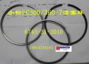 小松300/360-7发动机活塞环 6745-31-2010