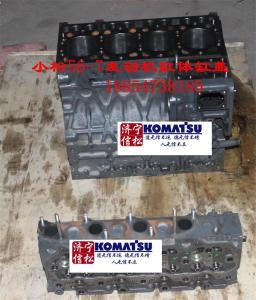 小松56-7 缸体  缸盖