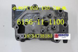 小松400-7  450-7发动机缸盖