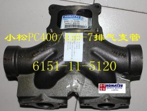 小松PC400/450-7排气支管