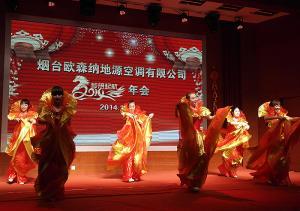2013年年会---节目表演