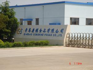 中央空调系统—山东省青岛康镇食品有限公司车间