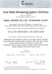 ISO22000:2009