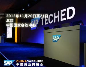2013 SAP中国商业同略会
