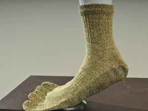 运动五指袜