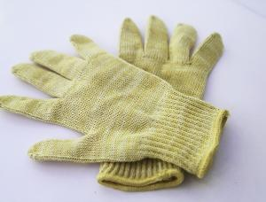 芳纶钢丝五级防护手套