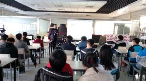 杰瑞活动 | 邀请鲁东大学软件工程专业同学参观公司!