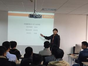 杰瑞教育首期UI+HTML5课程开课了