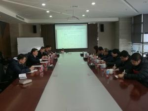 杰瑞集团与山东工商学院产业联合,双方团队共同商榷科研新成果