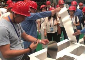 """從太鋼""""柔性鋼""""看中國光譜行業發展"""