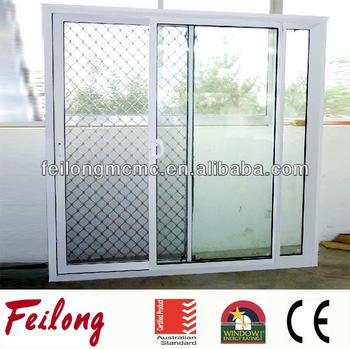 Aluminium Security Mesh of Sliding Door