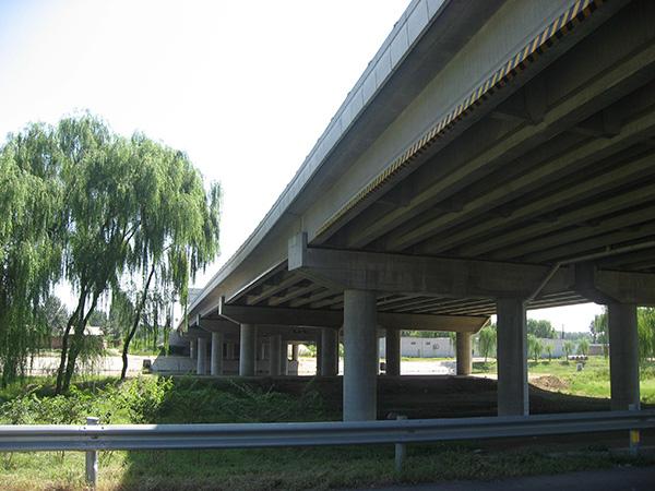 北京南六环桥工程
