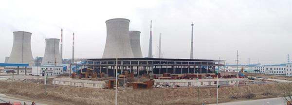 山东魏桥热电厂项目