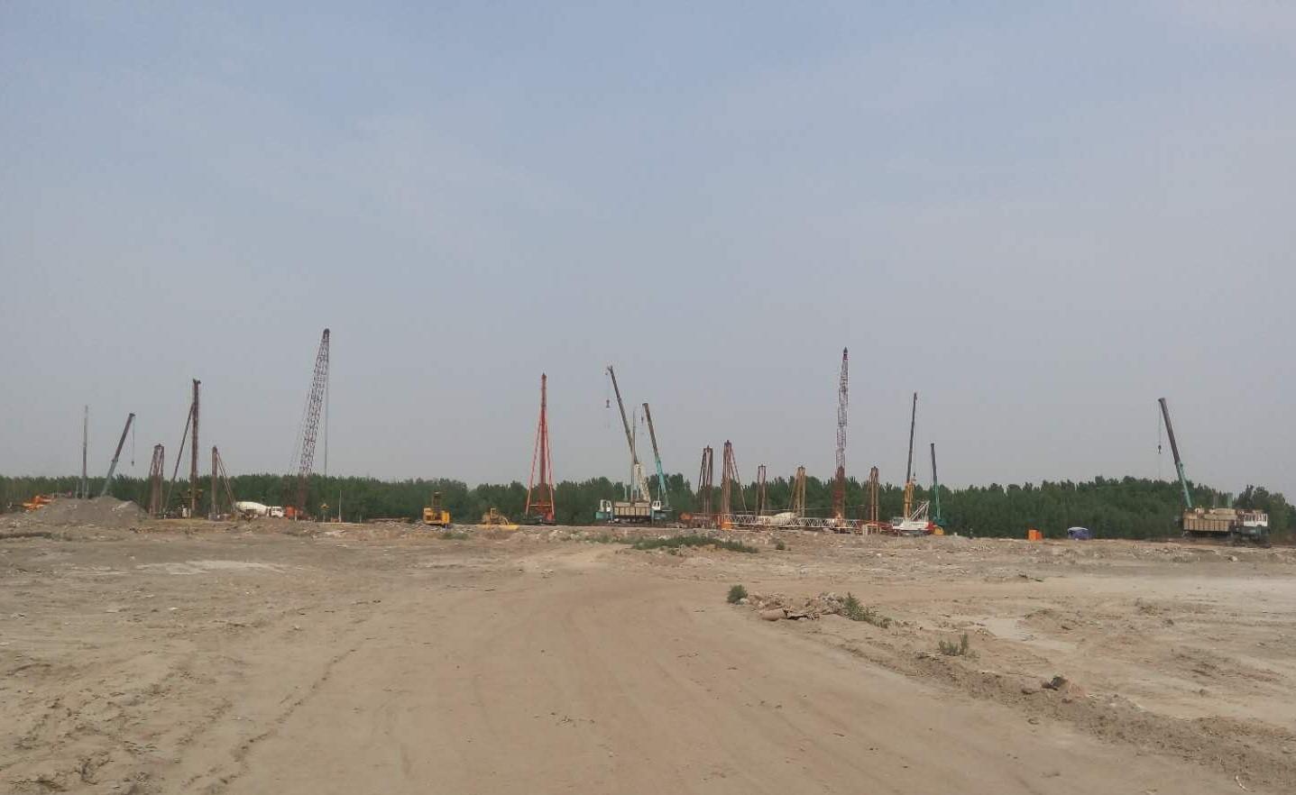 淄博马桥博汇集团新建纸板项目