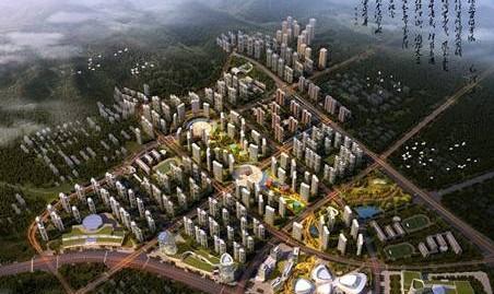 济南绿地国际城B8载体桩工程