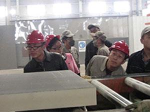 创新不止 生生不息——万华节能科技集团板材公司大厚度B1级板材全面优化升级