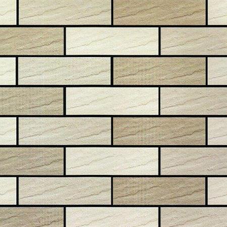 组合型面砖饰面06