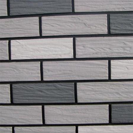 组合型面砖饰面09