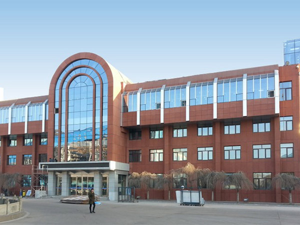 大柳塔煤矿办公楼