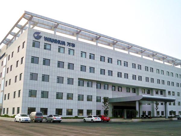 万华实业集团办公大楼