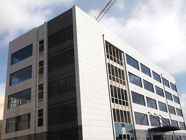 烟台开发新龙华办公大楼