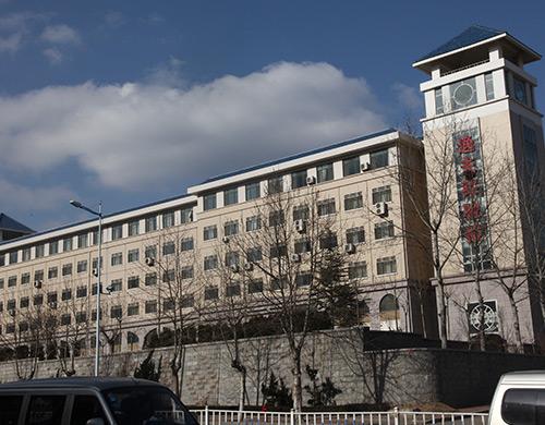 鲁东大学逸夫实验楼