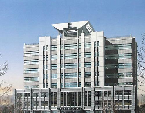 科技部中美建筑节能示范楼