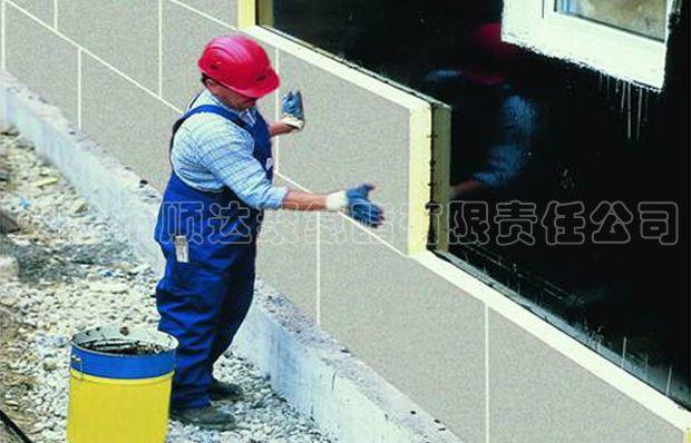 聚氨酯板材施工案例
