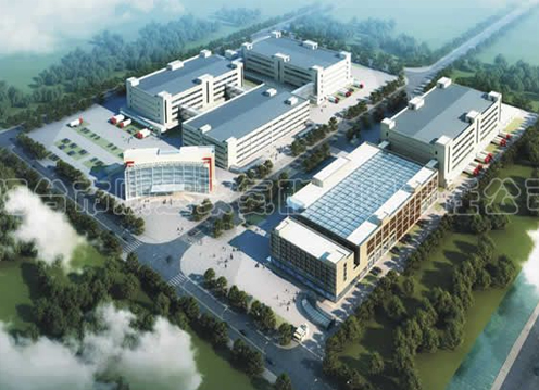 云南東盟國際冷鏈物流中心