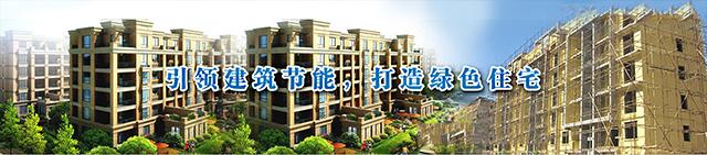 引领建筑节能 打造绿色住宅