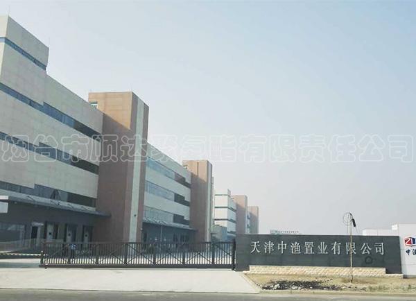 天津中心渔港