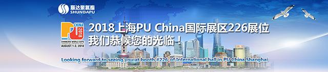 2018上海PU China国际展