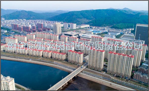 吉林- 通化丽景花园(保温面积:400000㎡    施工时间:2015年)