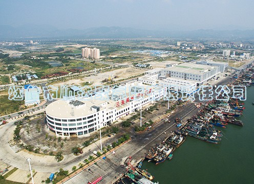三亚中心渔港