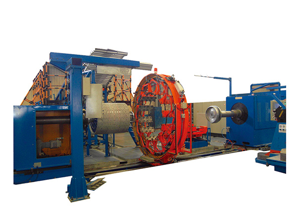 Agriculture Radial Tyre Building Machine 2nd stage