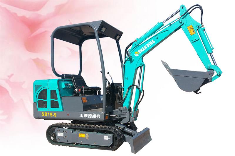 SD15-9小挖机