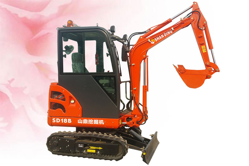 SD18B小挖机
