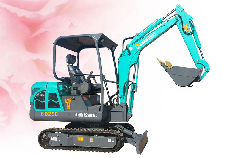 SD25B小挖机