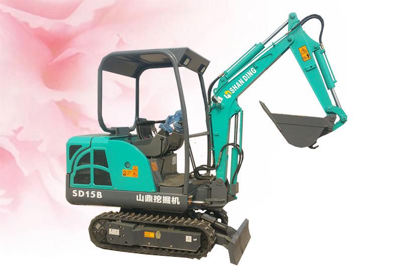 SD15B小挖机