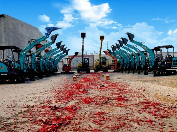 山鼎微挖与您共赴中国制造2025