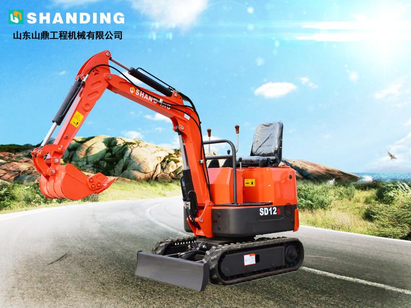 SD12S小挖机