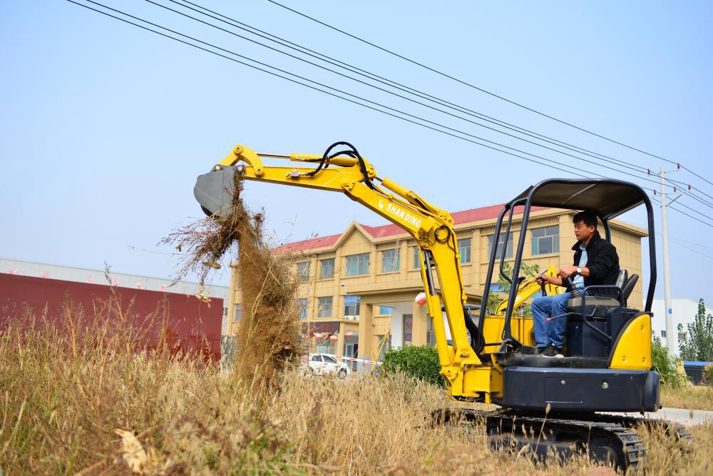 小型挖掘机每次施工完之后,要检查哪些地方?
